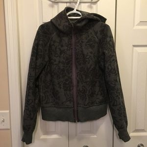 Lululemon Reversible Scuba Hoodie Limited Edition
